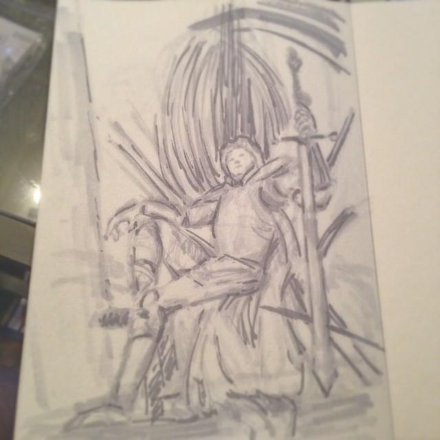 #painting #masterstudies #study #art #illustration #drawing #copic #marker #sketchbook