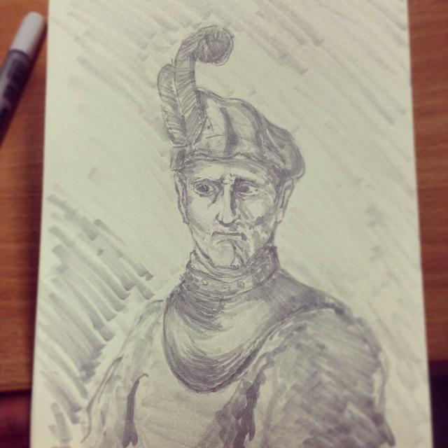 #art #illustration #drawing #painting #rembrandt #masterstudies
