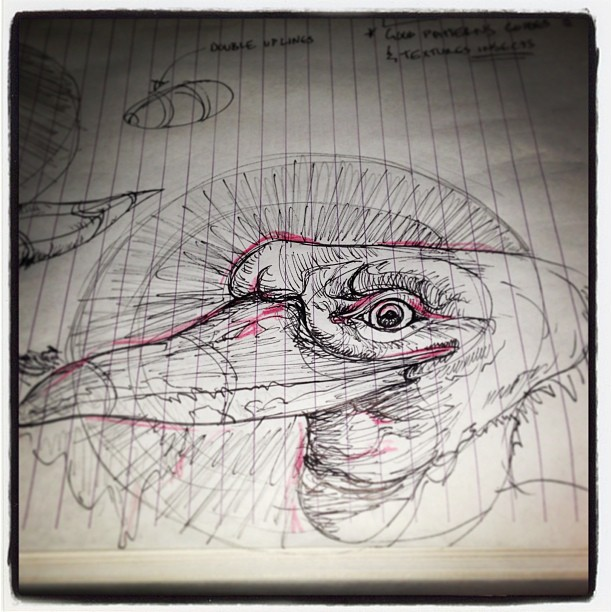 #bird #art #illustration #drawing