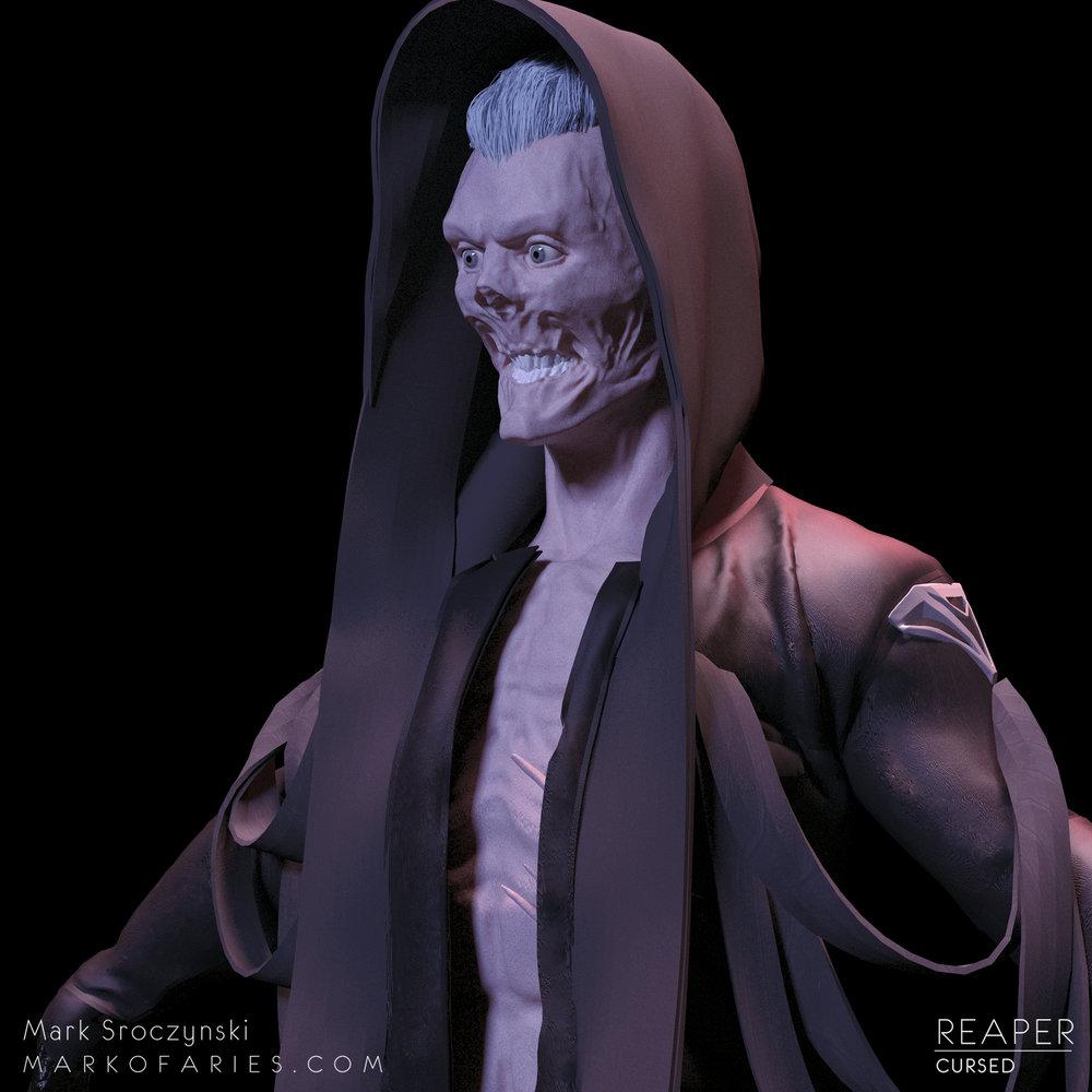 reaper blk side mark of aries