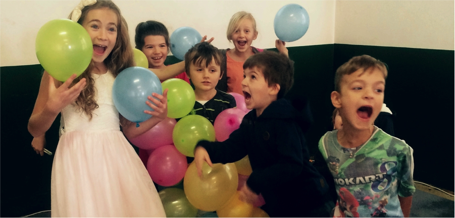 Kids' church