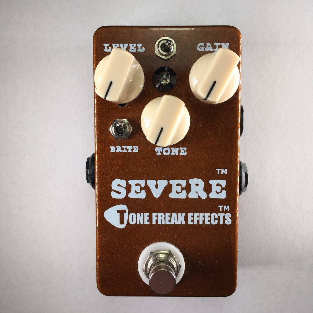 Tone Freak Severe Distortion Pedal