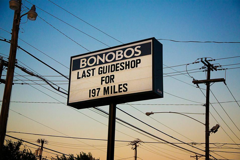 Bonobos Brand Identity