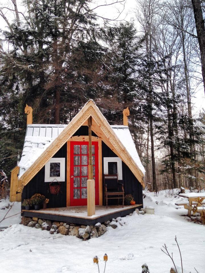 Magical Cabin and Sauna in Vermont