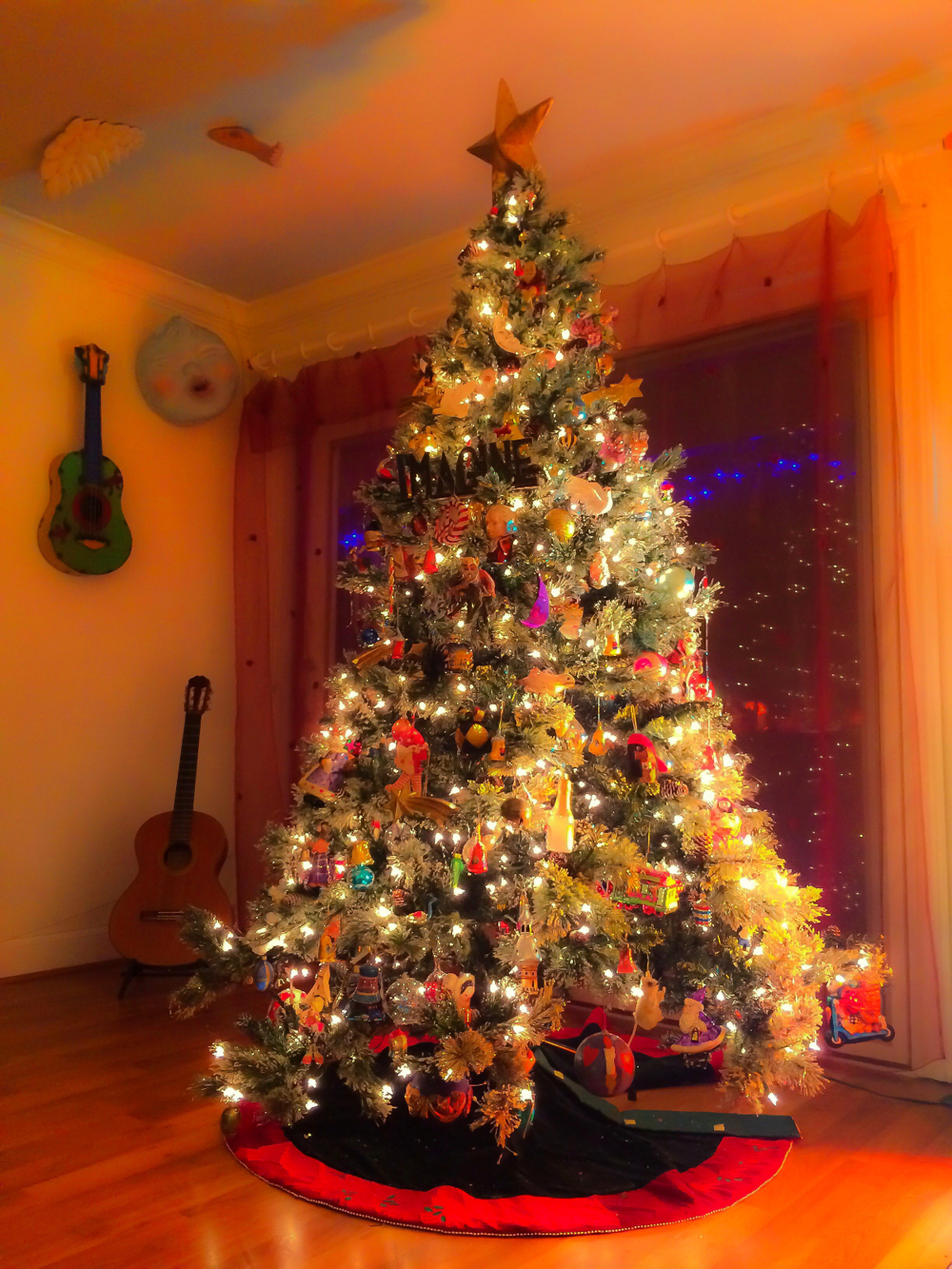 Christmas peculiar