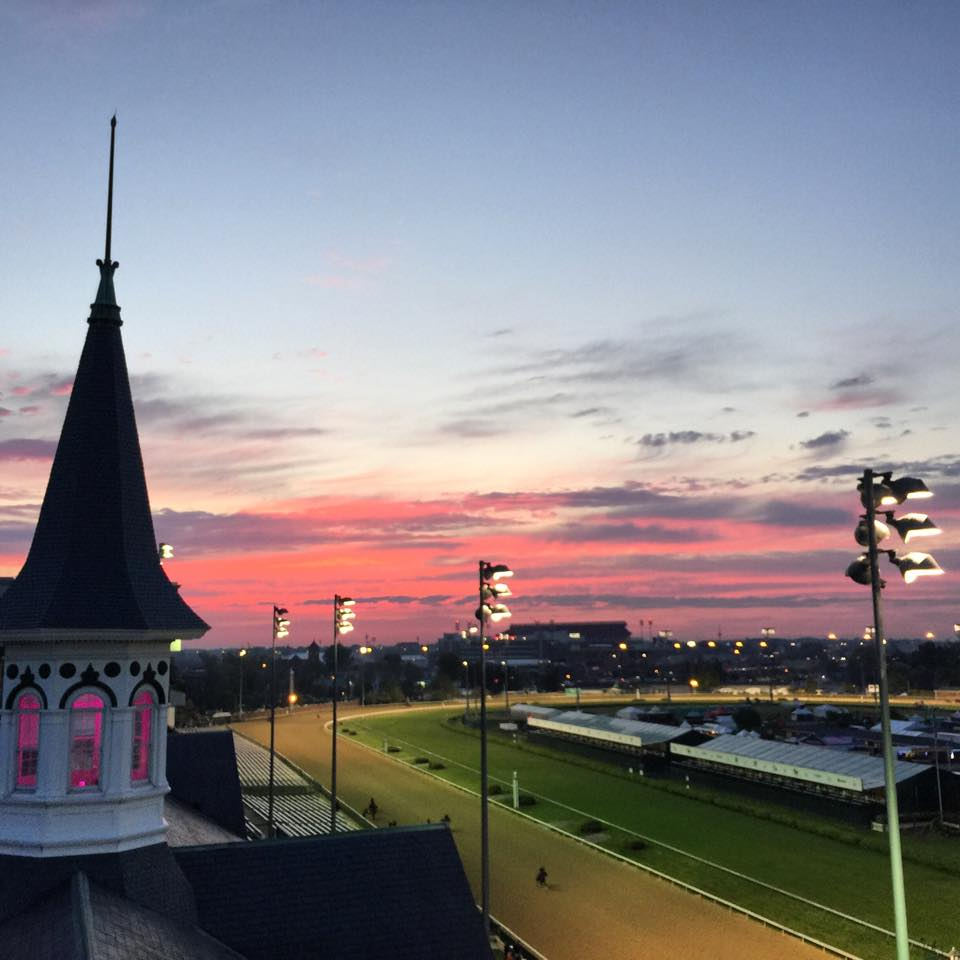 Photo from Kentucky Derby Facebook page
