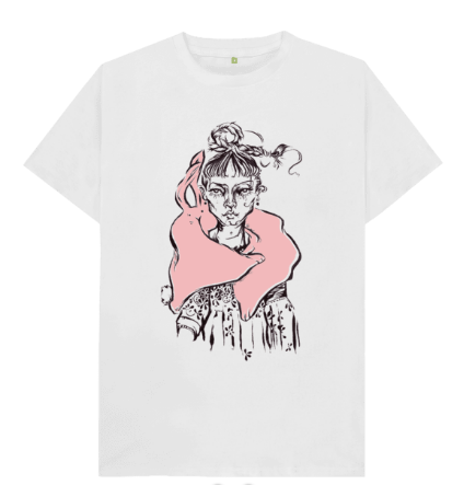 """""""COSEY"""" Tee by FEM SORCELL"""