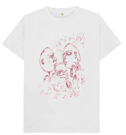 """""""EGG"""" Tee by FEM SORCELL"""