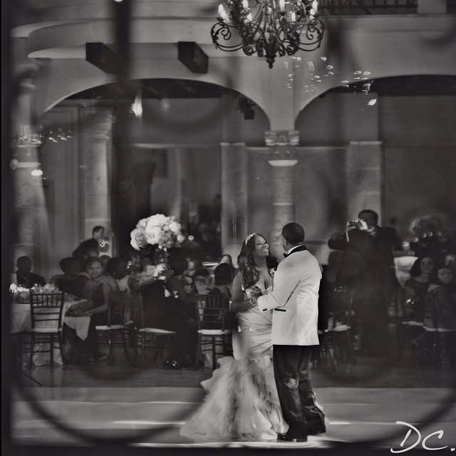 Black and White First Dance through Carillon Doors.jpg