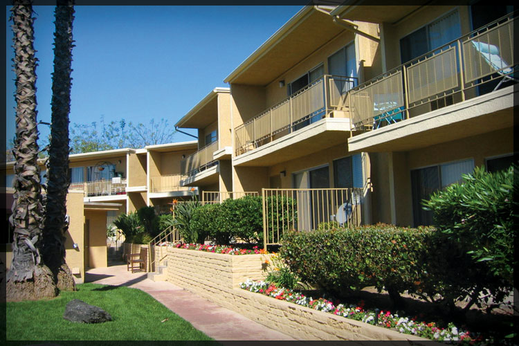 Sold for client - Villas At La Mesa - La Mesa, Ca. 86 Units