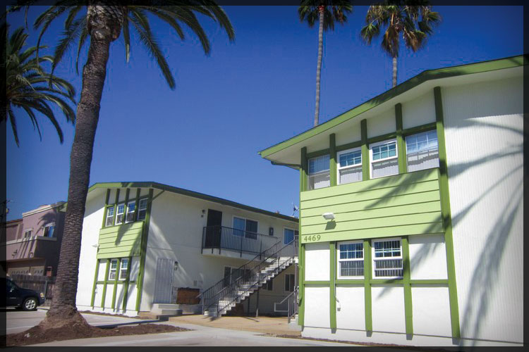 Sold for client - Alabama Palms Apartments - North Park, Ca. 17 Units