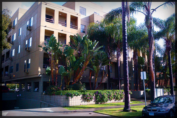 Sold for client - Hillcrest Palms Apartments - San Diego, Ca 18 Units