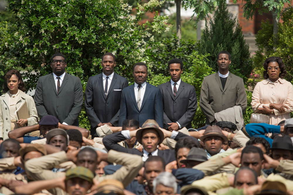 A still from Ava DuVernay's film <i>Selma</i>
