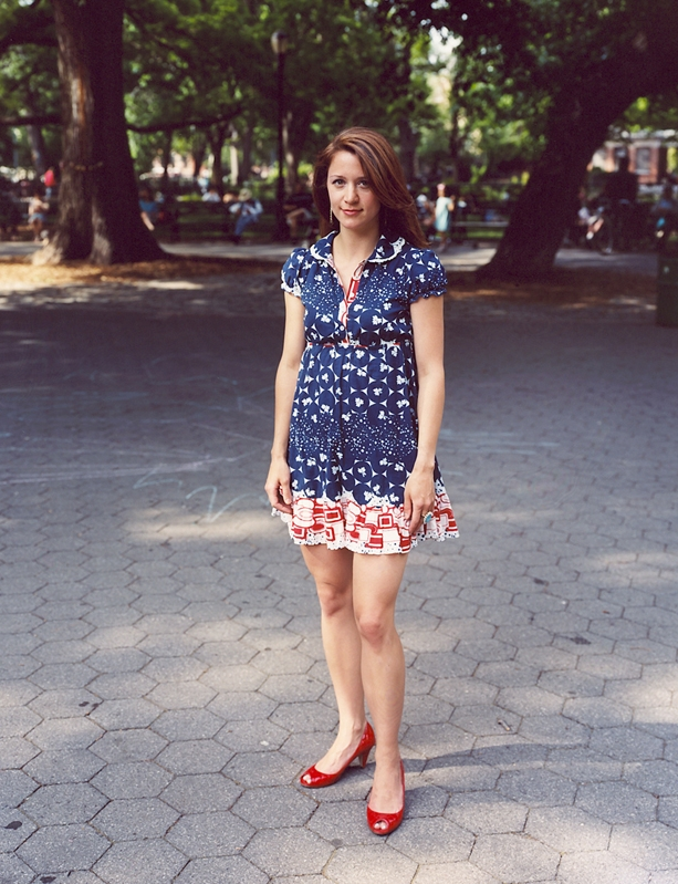Francine, New York (2009)