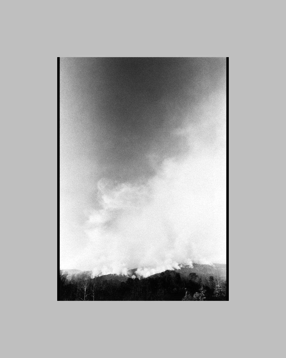 Virginia, Forest Fire, 1999