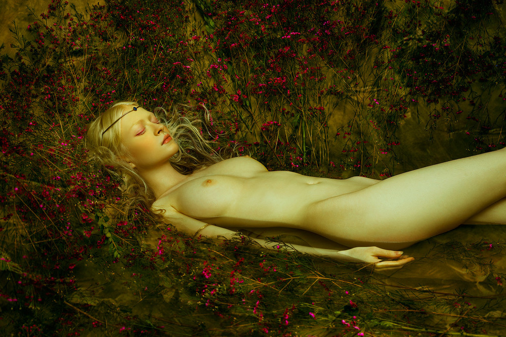 Motherland Chronicles #52 - The Death of Eurydice , 2014   Available for Purchase