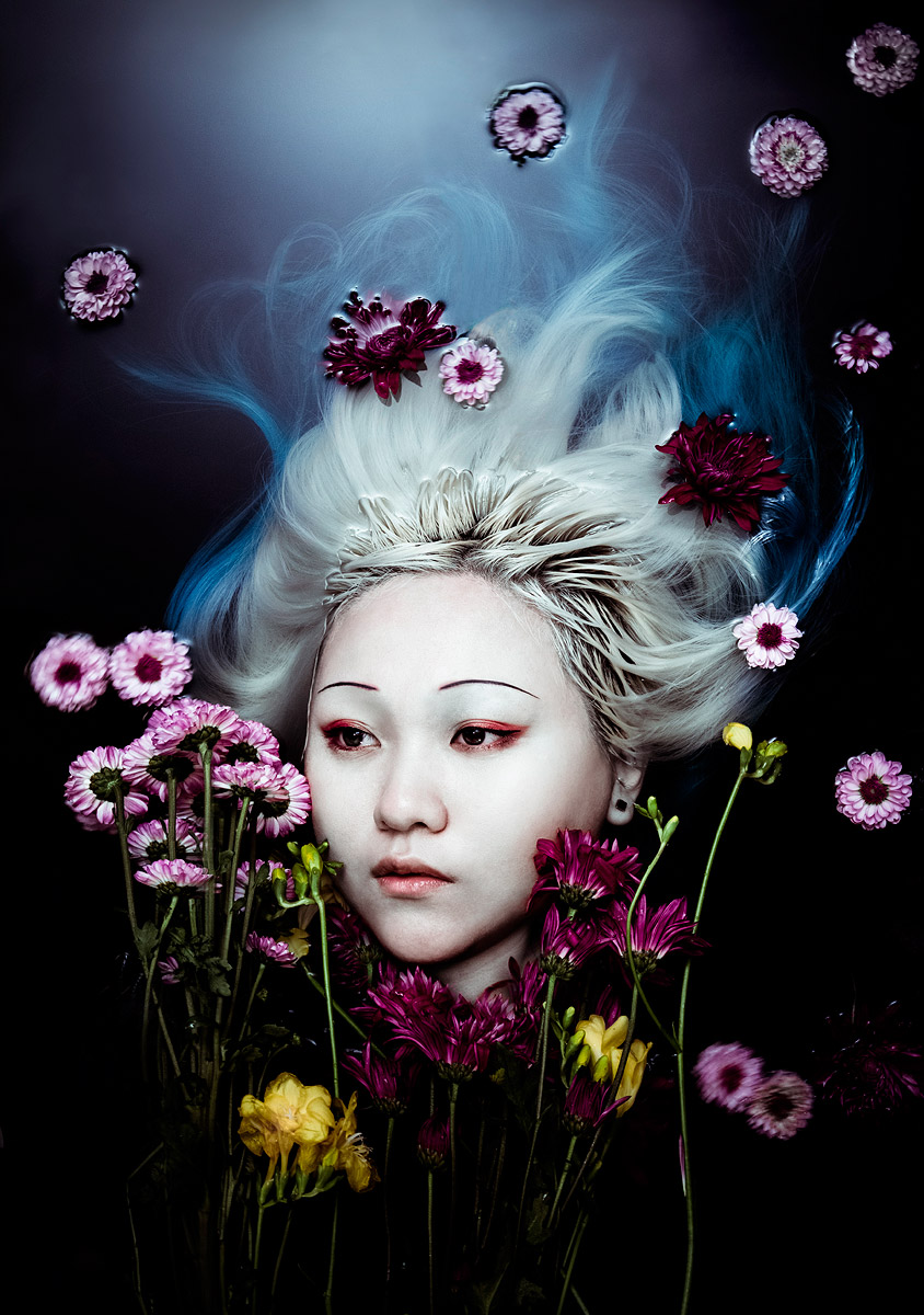 Motherland Chronicles #7 - Self Portrait in Water , 2013