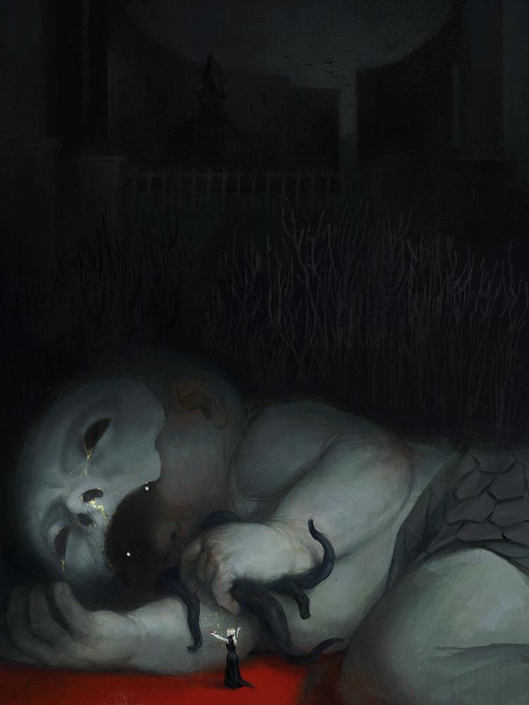 Tobias Kwan   Giant Baby  2013