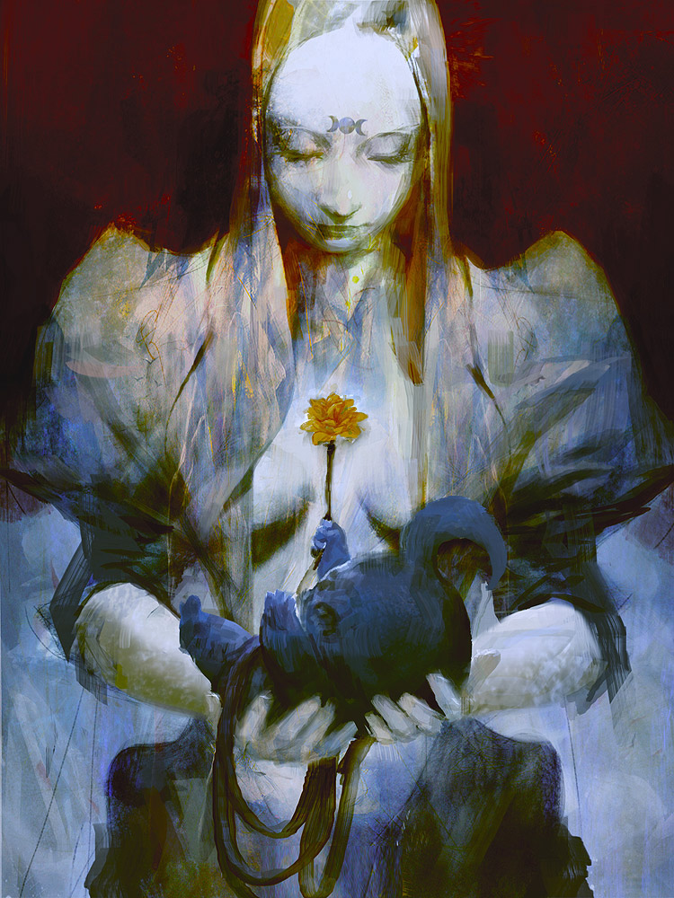 Tobias Kwan   Mother  2013