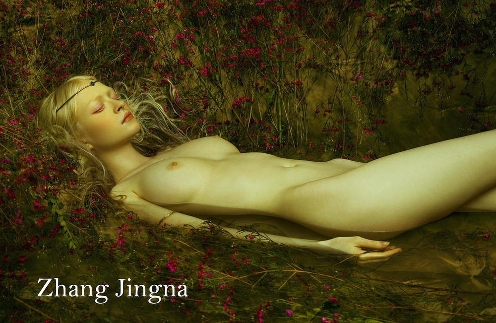 "Natalia Fedoruk, "" Zhang Jingna "",  Beautiful Bizarre  Issue 008, March 2015, 24-35."