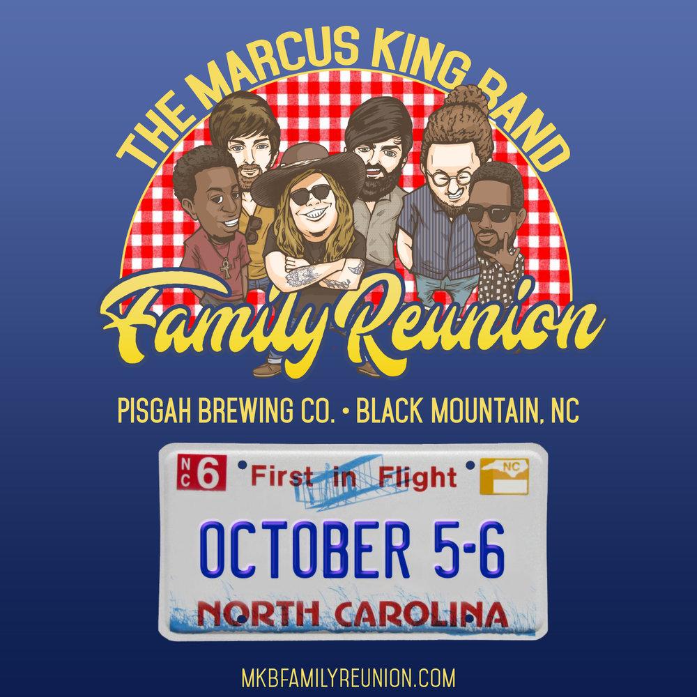 Family reunion early bird ticketsvip packages now available the family reunion early bird ticketsvip packages now available the marcus king band m4hsunfo