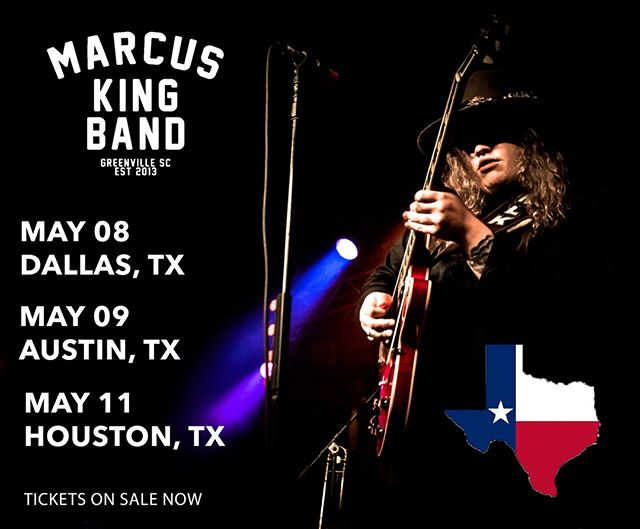 TEXAS!! ARE YALL READY?!! We're comin' to cause a ruckus! Get yer tickets now!