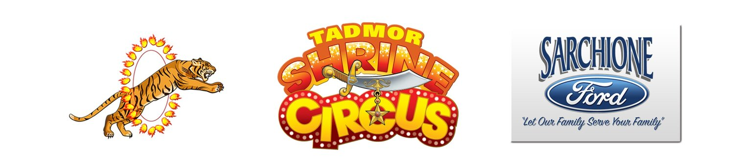 Tadmor Shrine Circus Canton, Ohio and Akron, Ohio