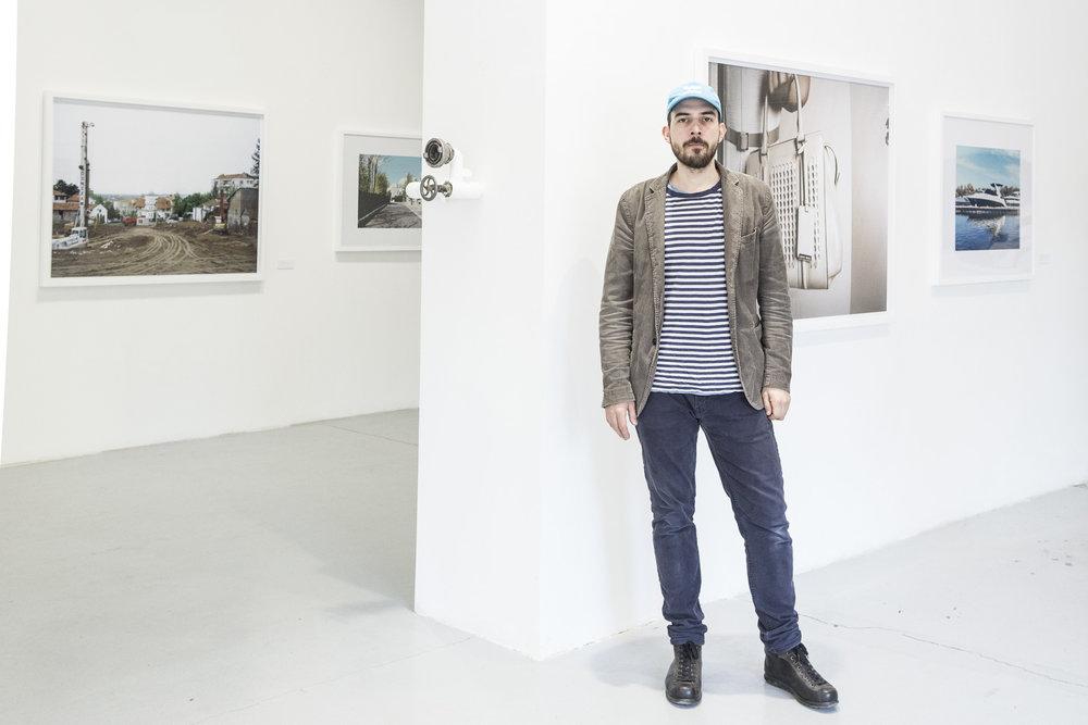 "Mihailo Vasiljević work is called ""Novi Novac"", New Money where he documents the splendour pf the serbian noveau riche, their houses, cars, neighbourhoods, and security systems."