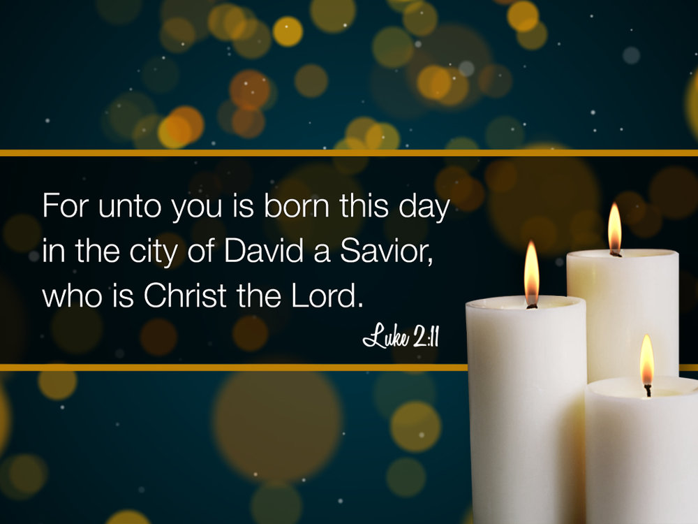 4 pm & 6 pm Come worship the newborn King this Christmas Eve. Carols, special music and a meditation to fill your heart with Christmas joy! Celebrate Christmas with the whole family.  Nursery open for parents of infants.