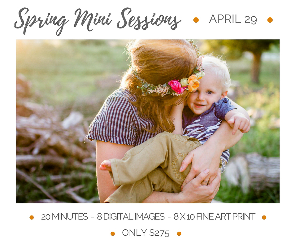 Kansas City spring mini session dates, Kansas City family photographer, lifestyle mini sessions, spring mommy and me session