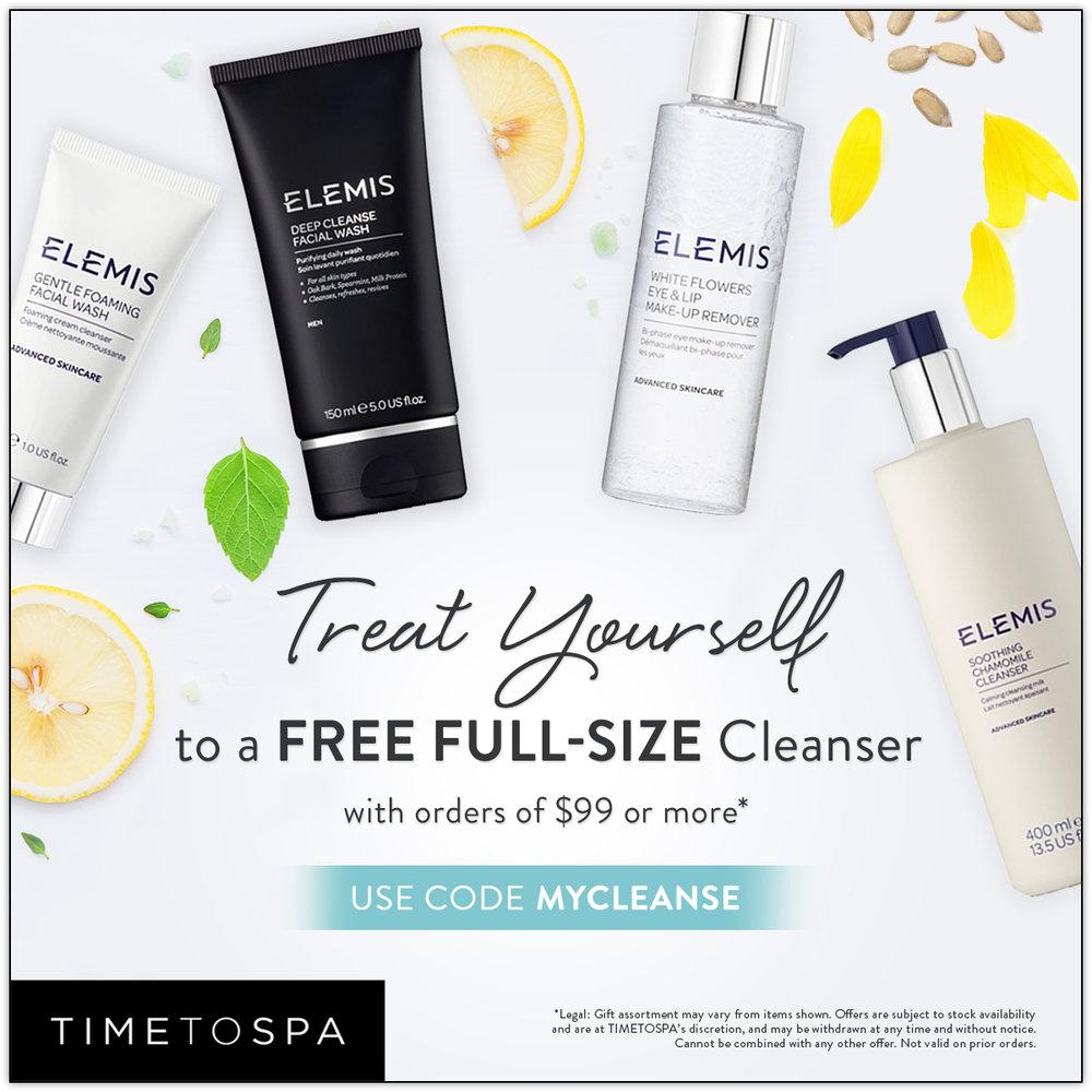 TimeToSpa : product campaigns