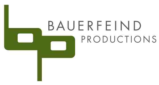 Bauerfeind Productions Inc Logo