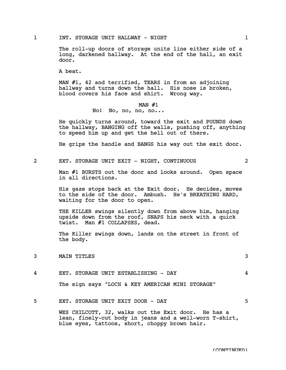 Knife to a Gun Fight 20-page Preview - page 2.jpg