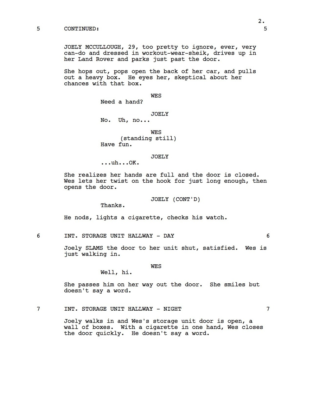 Knife to a Gun Fight 20-page Preview - page 3.jpg