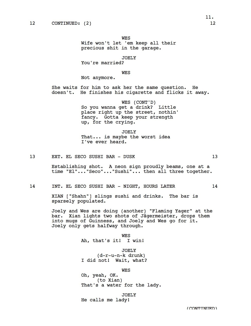 Knife to a Gun Fight 20-page Preview - page 12.jpg