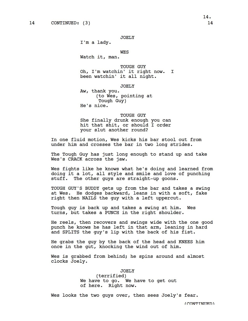 Knife to a Gun Fight 20-page Preview - page 15.jpg