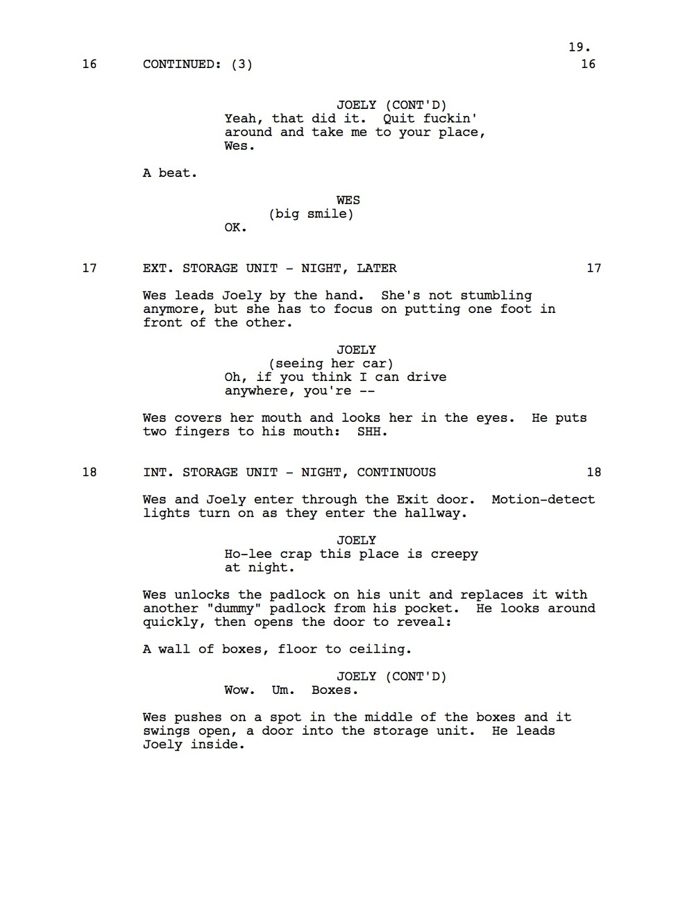 Knife to a Gun Fight 20-page Preview - page 20.jpg