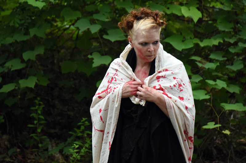 Women Rule the Outdoor Stage in Julius Caesar - Story in the Vineyard Gazette