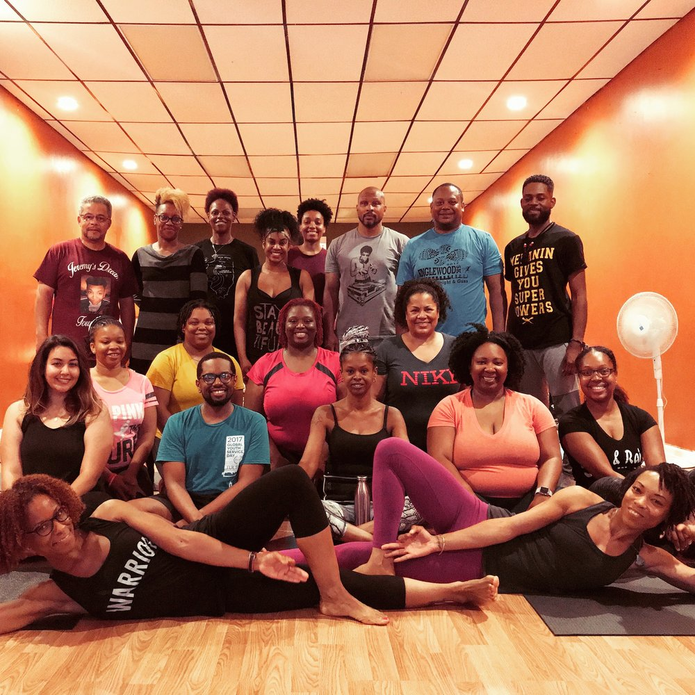 Beginner + Beyond Yoga Community :: Sabrina Ewell Instructs