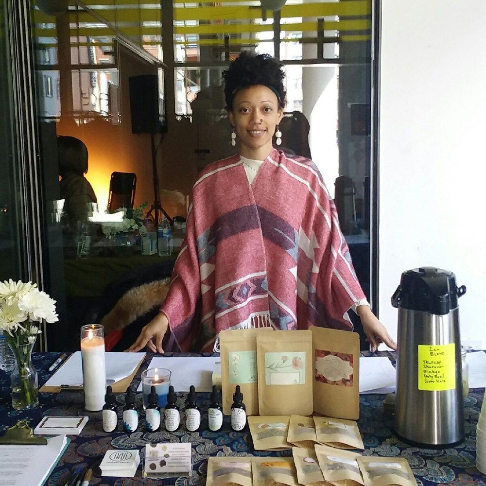 Rita Jackson: Oh So Medicinal Herbalist