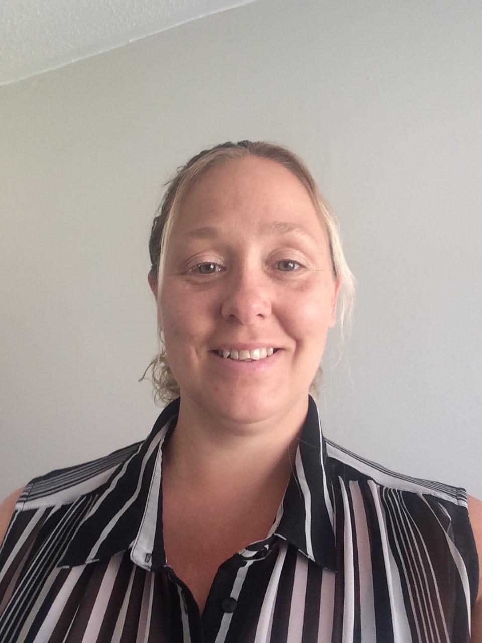 Cheryl Martin, Ashdown Nursery Manager