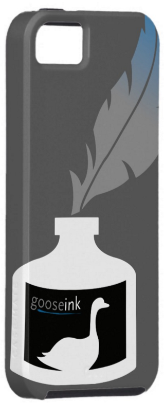 GooseInk Designs Smart Phone Case    $42.20