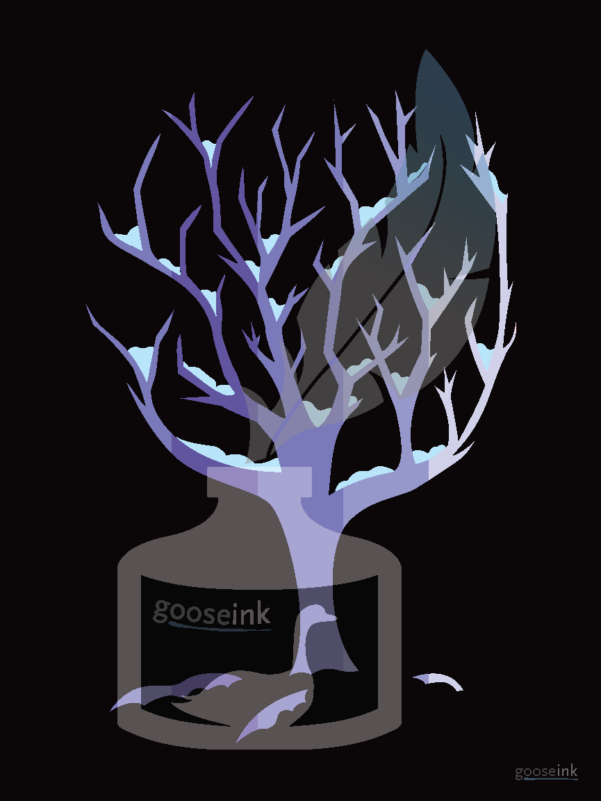 Winter Tree Poster  | $18.35