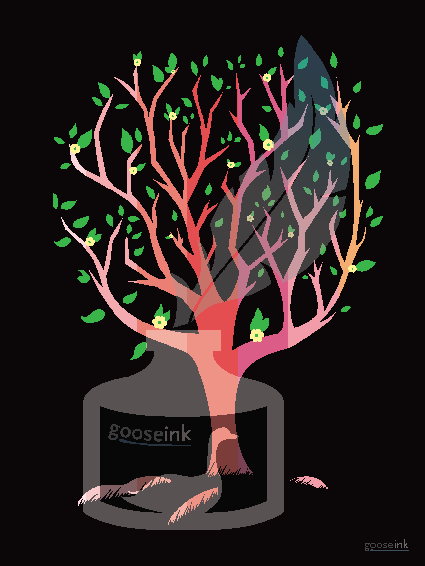 Spring Tree Poster  | $18.35