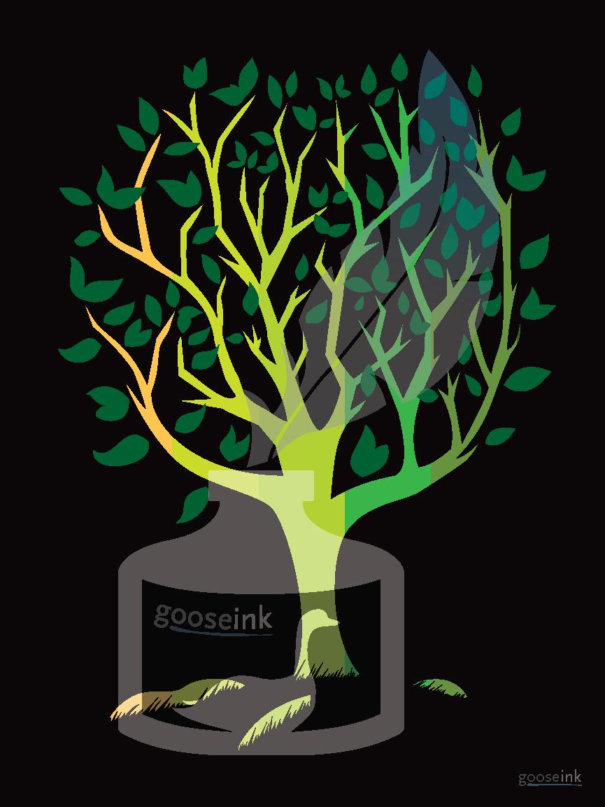 Summer Tree Poster  | $18.35