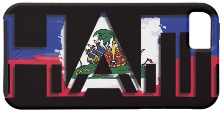 Haiti Phone Case  | $42.20