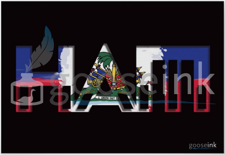 "Haiti Poster, 19"" x 13""  | $18.95"
