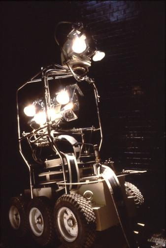 Remote Reconnaissance Vehicle