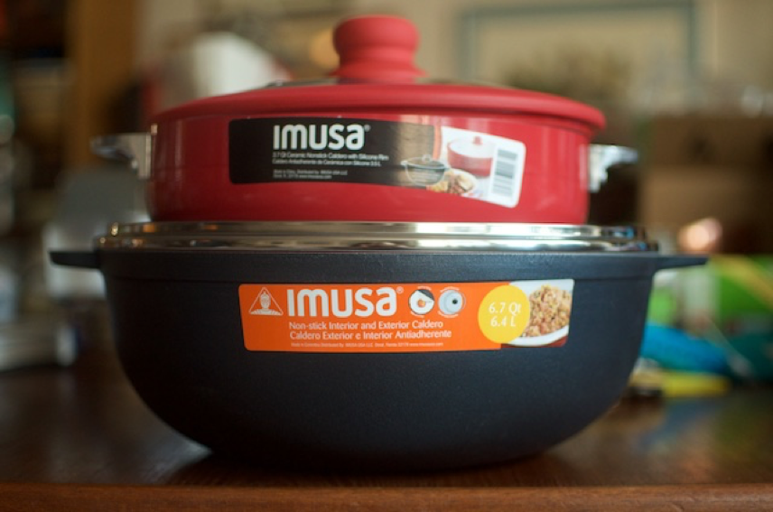 IMUSA Cookware Set