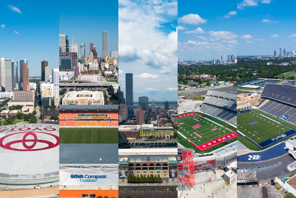 Houston Sports Scene Series